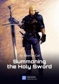 Invocando la Espada Sagrada